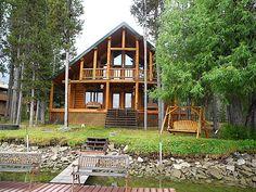 Knotty Pine Lodge - Island Park, Yellowstone Cabin