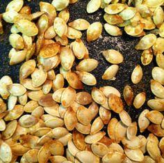 The Best Pumpkin Seed Recipe Ever