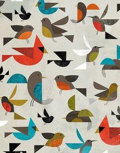 birds, dante terzigni