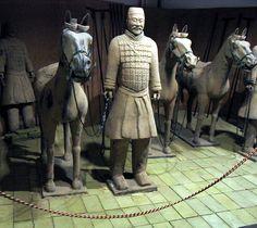 Terracota Army - Qin Dynasty