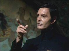Louis Jourdan as Dracula in Count Dracula (1977)