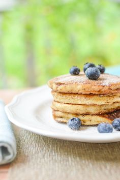 French Toast Pancakes or Pancakes Perdus is an excellent way to save leftover pancakes! #pancakes #frenchtoast #breakfast
