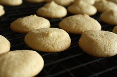 Vanilla Wafers!!  5 tablespoons butter, softened  1 cup sugar  1 large egg  2 teaspoons pure vanilla extract  1/4 cup milk  2 cups unbleached cake flour or all-purpose flour  2 teaspoons baking powder  1/4 teaspoon salt