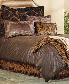 Goldrush Western Bedding Collection