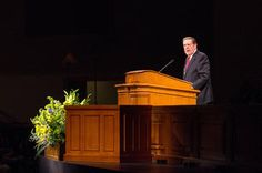 Elder Holland shares keys to happiness during BYU-Idaho devotional (+video) #Mormon #LDS #inspirational