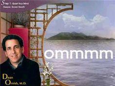 short om meditation with Dean Ornish