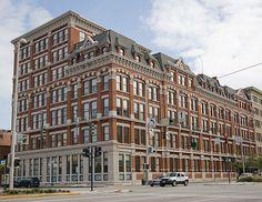 Alms & Doepke Building, Cincinnati