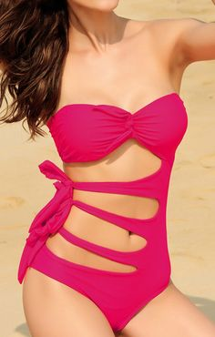 hot pink goodness.