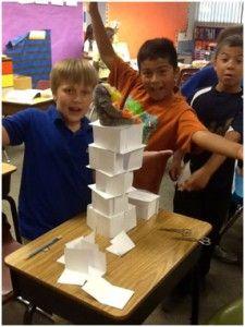 Engineering in elementary #STEM