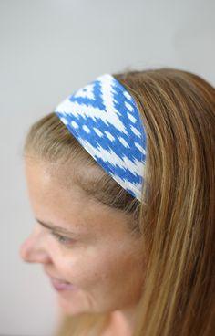 DIY: women's headband