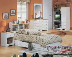 Tempat tidur anak on pinterest daybeds and furniture for F furniture bandung