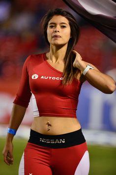 Las hermosas del futbol mexicano - Yahoo Deportes México
