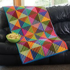 Staggered Quilt Kit