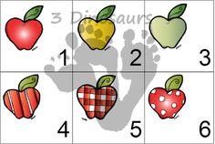 Free 2014 Apple Calendar Set - 3Dinosaurs.com