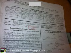 A reading log where the kids actually respond to their nightly reading, with no parent signature needed.  Love it!  $