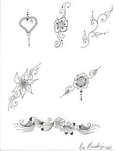 Swirl Tattoo likewise Folk Art Country Painting together with Tattoos also Tattoo Pictures By Fred Clark moreover Art Doodles Paisley Henna. on nail art designs for beginners