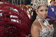 Patricia Nery para Escola de Samba Renascer de Jacarepaguá, Rio de Janeiro 2012