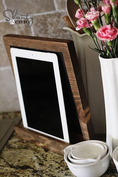 Tablet Display – DIY