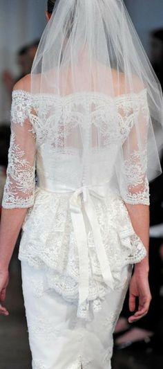 Marchesa Spring Bridal 2014 LBV