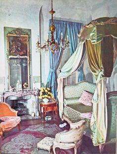 Treasury of Early American Homes Vintage Interior by mothrasue, $10.00