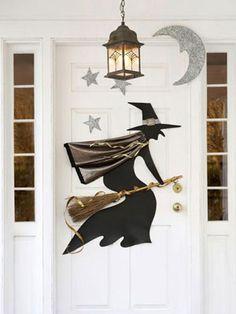 the doors, halloween stuff, halloween witches, halloween costumes, halloween door, halloween crafts, front doors, costume halloween, diy halloween decorations