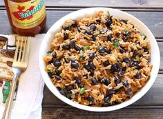 Black Beans Rice is