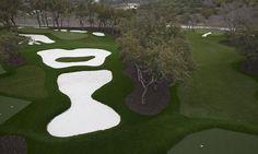 Dave Pelz's Golfer's Paradise - His Backyard!