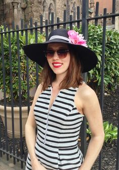 DIY Your Kentucky Derby Hat And Rule Your Horse Race Party