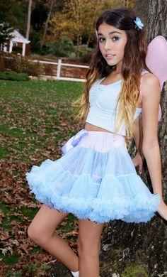 Madison as a fairy