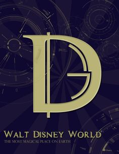 Walt Disney World - The Most Magical Place on Earth.