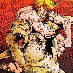 Beowulf vs. Grendel- Our oldest monster myth?