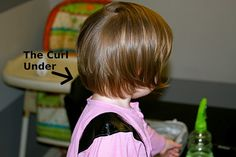 Shwin: How to cut a little girl bob   (now if i can get abby to sit still....)