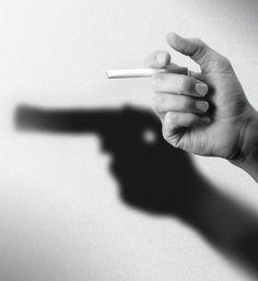 guns, smoking, advertis, art, bangs, smoke kill, shadows, bang bang, photographi