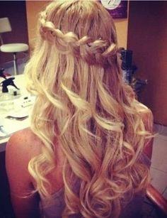 Curls and braids