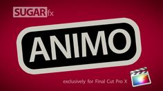Easy Animations in Final Cut Pro X with ANIMO