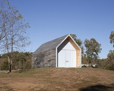 Outbuilding of the Week: Rethinking the Pre-Fab Utility Shed: Gardenista