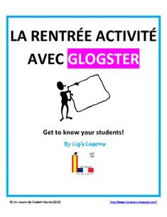 $ Have your students tell you about themselves by making a poster online with Glogster!