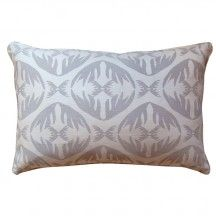 Frond Maine Fog Pillow Cover