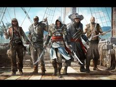 Assassin's Creed IV : Black Flag (2013) - Film Complet en Français - YouTube