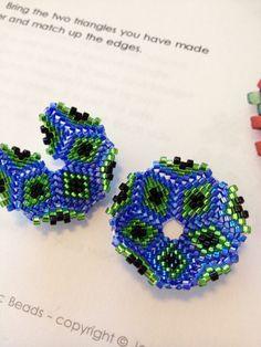 Beaded beads pattern by jean power :)