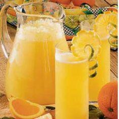 Citrus Grove Punch Recipe
