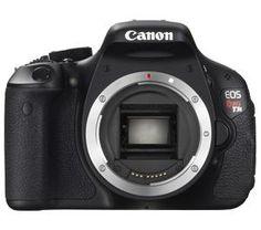Canon EOS Rebel T3i Digital SLR Camera Body