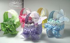 tutorial easter basket