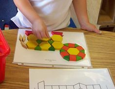 more pattern block printables