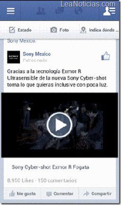 Actualizada la aplicación de Facebook... estas son las novedades - http://www.leanoticias.com/2012/11/17/actualizada-la-aplicacion-de-facebook-estas-son-las-novedades/