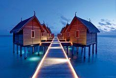 Maldives Сonstance Moofushi Resort.