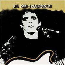 Lou Reed...one of the all time classic albums