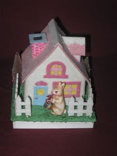 House with Bunny