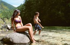 Three Pools  Family Friendly | Fee $5 | Average August Water Temperature 64°