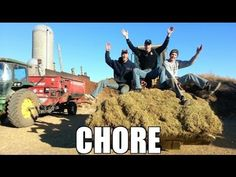 """#Chore...Katy """"Perry-dee"""" from the Peterson Farm Brothers. #farmlife"""
